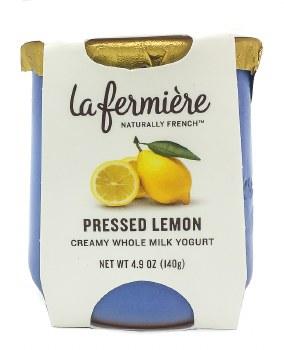 Lemon Yogurt 5.6oz