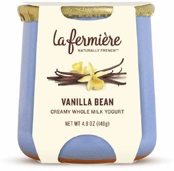 Vanilla Yogurt 5.6oz