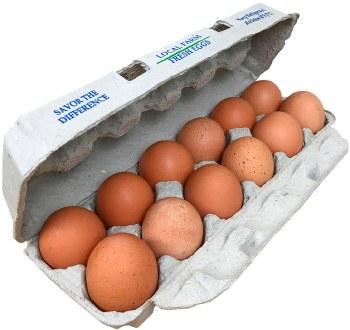 Pastured Eggs, Dozen