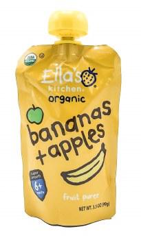 Apple & Banana 3.5oz