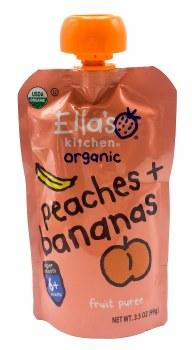 Peaches & Bananas 3.5oz