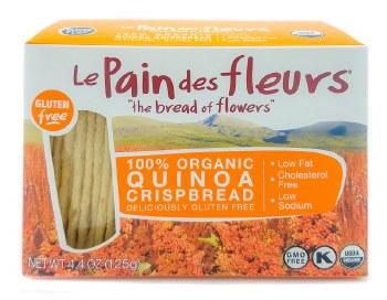 Quinoa Crispbread 4.41oz