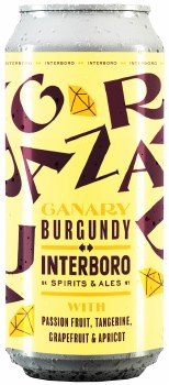 Canary Burgundy 16oz