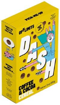 Coffee & Cocoa Dash Cereal 1.5oz