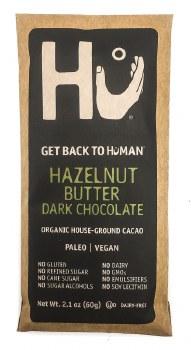Hazelnut Butter 72% Paleo 2.1oz