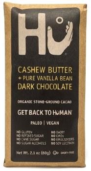 Cashew Chocolate Bar 2.1oz