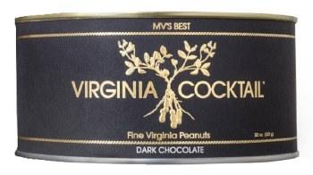 Dark Chocolate Peanuts 10oz