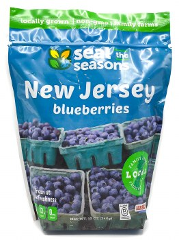 Blueberries 12oz