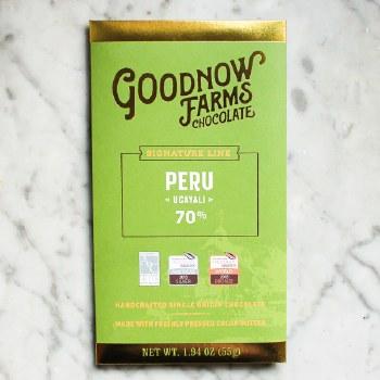 Ucayali Peru Dark Chocolate 70
