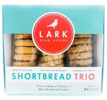 Short Bread Trio 8.2oz