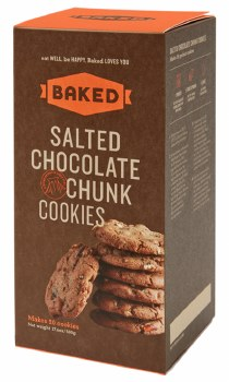 Salty Chunk Cookie Mix 21oz