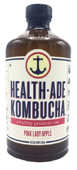 Pink Lady Apple Kombucha 16oz