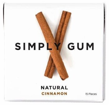 Cinnamon Chewing Gum 12pack