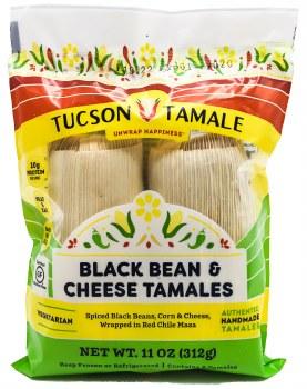 Black Bean Tamales 2pk