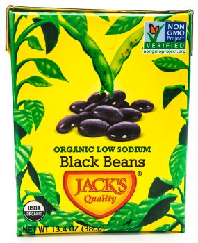 Black Beans 13.4oz