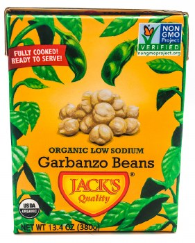 Garbanzo Beans 13.4oz