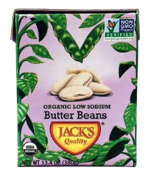 Butter Beans 13.4oz