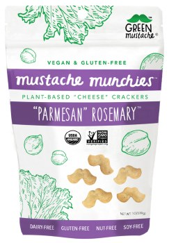 """Parmesan"" Rosemary Crackers 4oz"