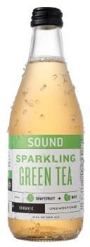 Sparkling Green Tea 12oz