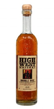 Double Rye Whiskey 750ml