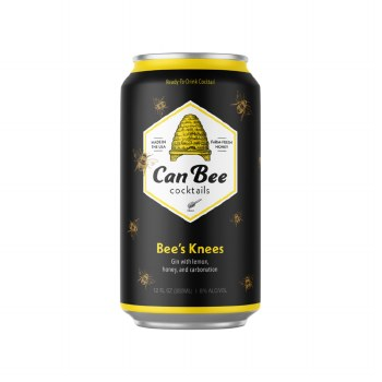 CanBee Bee's Knees 555ml Can
