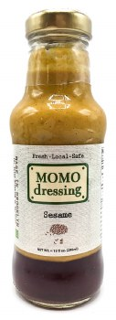 Sesame Dressing 10oz