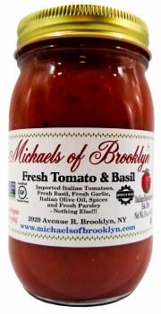 Tomato Basil Sauce 16oz