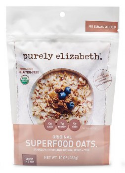 Original Superfood Oatmeal 10oz
