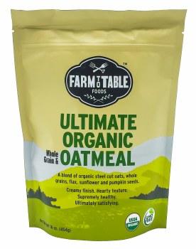 Ultimate Whole Grain Oatmeal