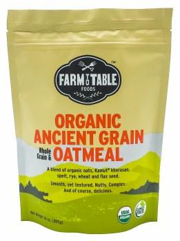 Ancient Grain Oatmeal 14oz