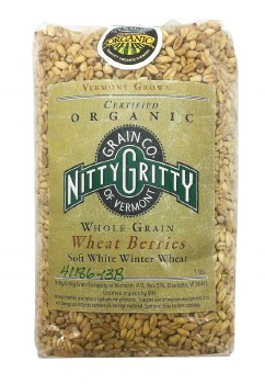 Soft White Wheat Berries 1lb