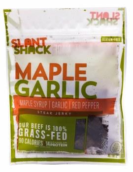 Maple Garlic Beef Jerky 2oz