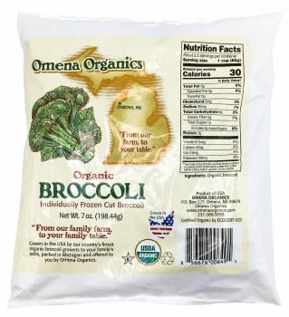 Broccoli 7oz