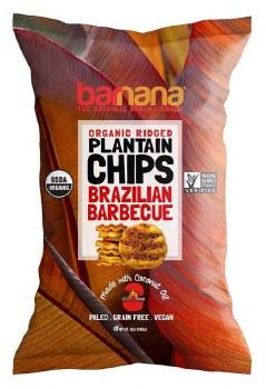 Plantain Chips BBQ 5oz