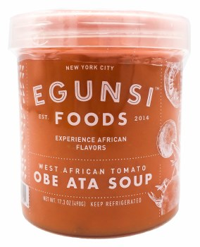West African Tomato Soup 17.3oz