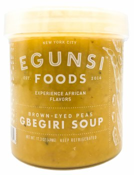 Brown Eyed Peas Soup 17.3oz