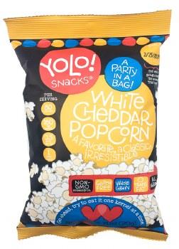Cheddar Popcorn 20g