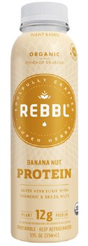 Banana Nut Protein 12oz