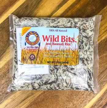 Wild Bits & Basmati Rice