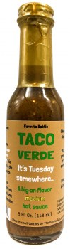 Taco Verde Sauce 5oz
