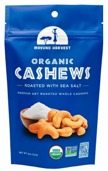 Roasted Salted Cashews 4oz