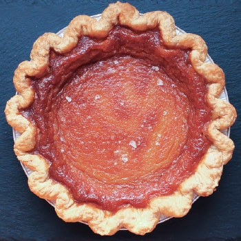 "Salted Honey Pie 8"""
