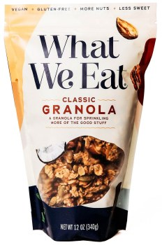 Clustered Granola 2oz