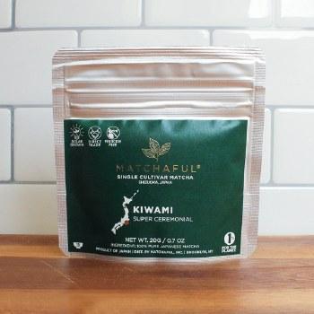 Kiwami Single Cultivar Matcha 20g