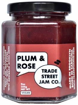 Plum & Rose Jam 9oz