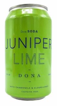 Juniper Lime Soda 12oz