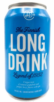 Traditional Long Drink 12oz Can