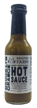 Tangy Herb Hot Sauce 5oz