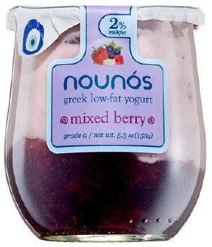 Mixed Berry Yogurt 5.3oz