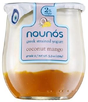 Coconut Mango Yogurt 5.3oz
